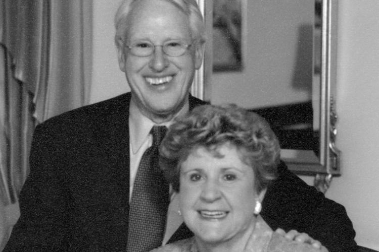 Stanley and Judy Ikenberry
