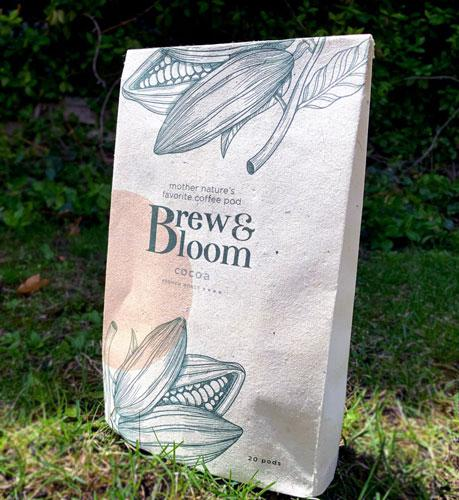 Brew and Bloom by Jessica Badofsky, BFA Exhibition 2020